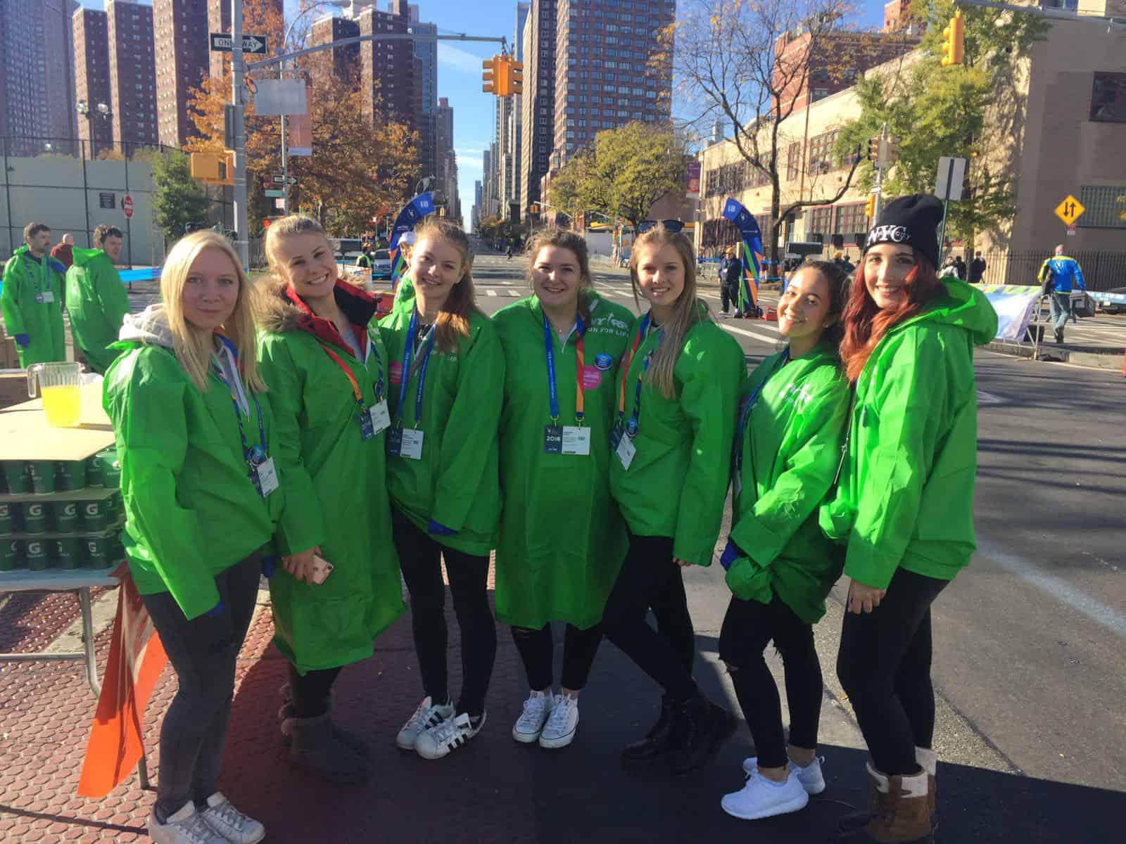 Meet our New York Marathon 2018 Team