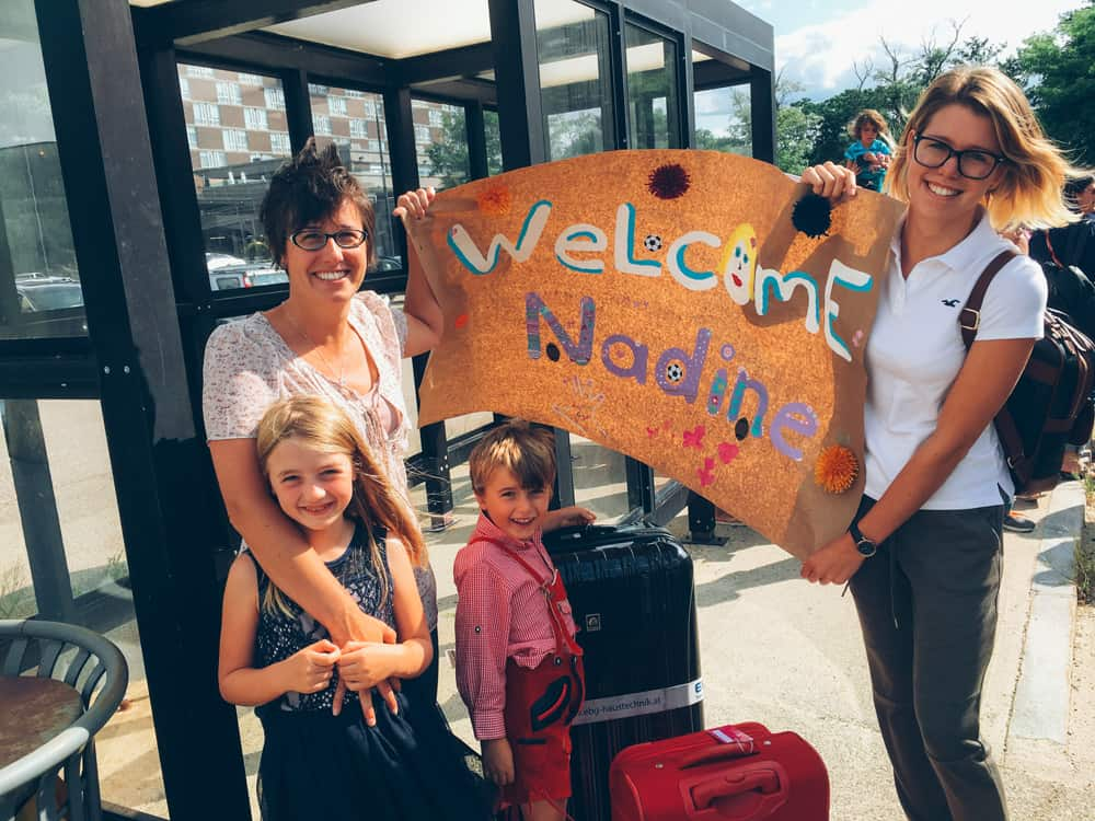 Host Mom Spotlight: The Story of Andrea | Candy Picnic